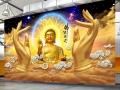 Tranh Dán Tường Tôn Giáo
